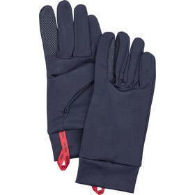 Hestra Touch Point Dry Wool Guanti, navy